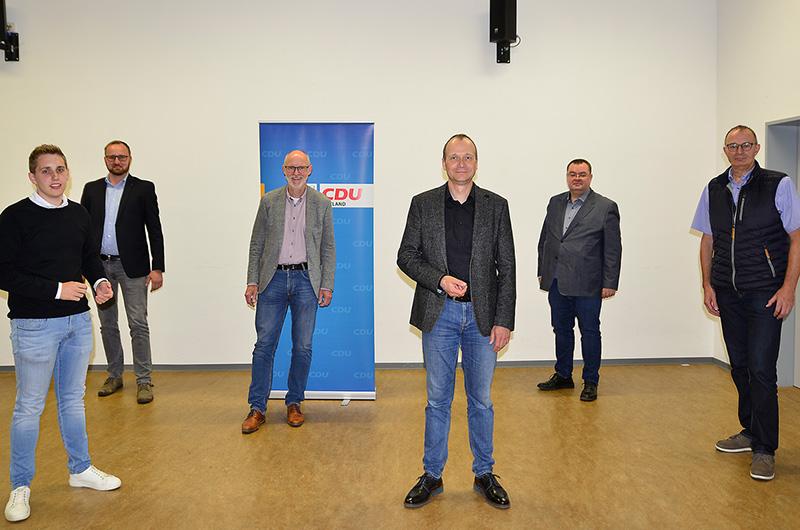 Kandidatur von Jürgen Holterhus bestätigt