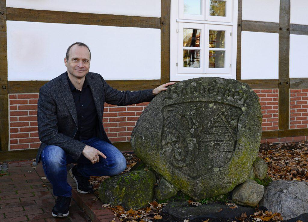 Jürgen Holterhus stellt sich vor.